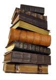 Os livros antigos foto de stock royalty free