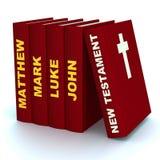 Os livros do novo testamento ilustração do vetor