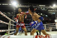 Campeonatos do mundo de Muaythai Fotos de Stock Royalty Free