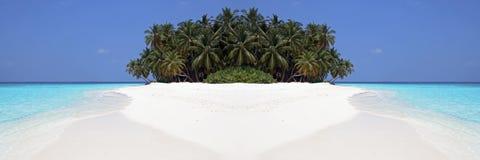 Os maldives Fotos de Stock Royalty Free