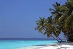 Os maldives Foto de Stock Royalty Free