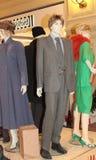 80.os maniquíes de la moda Foto de archivo