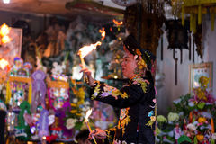 Os meios de espírito de Vietname Imagem de Stock Royalty Free