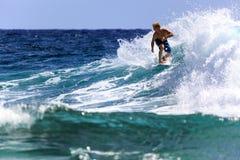 Os melhores surfistas Fotos de Stock