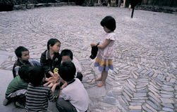 Hmong no sudoeste China imagens de stock royalty free
