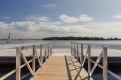Os mil cruzeiros Canadá da ilha Fotos de Stock