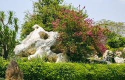 Os milhão anos do parque de pedra Foto de Stock Royalty Free