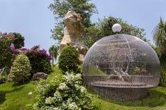 Os milhão anos do parque de pedra Imagem de Stock