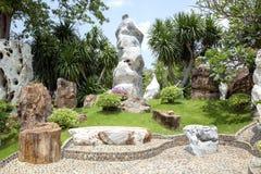 Os milhão anos do parque de pedra Imagens de Stock Royalty Free