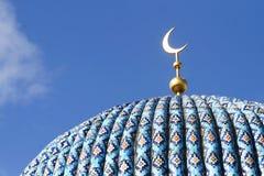 Os minaretes Fotografia de Stock Royalty Free