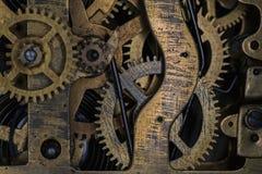 Os modos pequenos da máquina fecham-se acima Fotografia de Stock Royalty Free