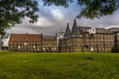 Os moinhos maré os mais velhos complexos no mundo em Lee Valley, Londres fotografia de stock royalty free