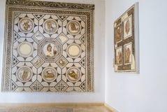 Os mosaicos antigos Imagem de Stock Royalty Free
