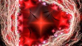 Os mundos de fantasia dos fractals Imagem de Stock Royalty Free