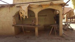Os nómadas fortificam Arquitetura do nômadas Vida dos nómadas filme
