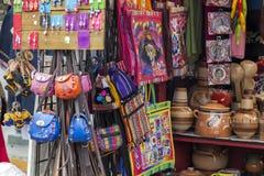Os ofícios do mexicano fotografia de stock