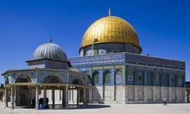 osłony Jerusalem rock sity stary Obrazy Royalty Free