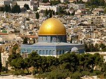 osłony Jerusalem rock sity stary Zdjęcia Stock