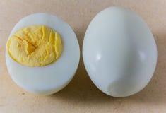 Os ovos cozidos são os alimentos que são nutritivos imagem de stock royalty free
