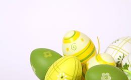 Os ovos da páscoa Foto de Stock Royalty Free