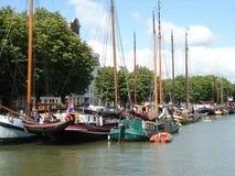 Os Países Baixos Foto de Stock