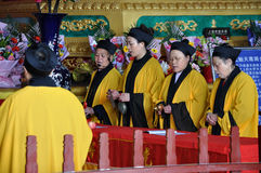 Rituais religiosos imagens de stock royalty free
