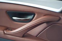 Os painéis da porta de carro Foto de Stock Royalty Free