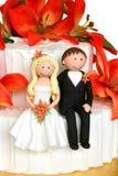 Os pares felizes Imagem de Stock Royalty Free