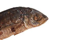 Os peixes fritos são deliciosos Foto de Stock