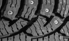 Os pneus Imagens de Stock Royalty Free