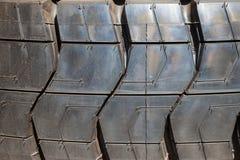 Os pneus de carro fecham-se acima Imagem de Stock Royalty Free