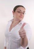 Os polegares levantam #2 Imagem de Stock Royalty Free