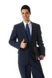 Os polegares levantam o homem! Imagens de Stock Royalty Free