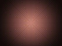 Os pontos pequenos dos círculos denominam o fundo Foto de Stock Royalty Free