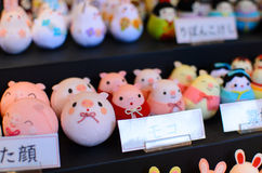 Os porcos pequenos imagens de stock