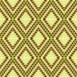 Os povos de Kilim inspiraram o teste padrão sem emenda ilustração royalty free