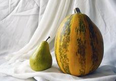 Os presentes do outono Fotografia de Stock Royalty Free