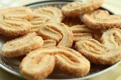 os produtos do pasteleiro cozeram doce Foto de Stock