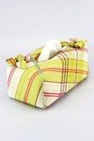 Os projetos da caixa do tecido. Fotografia de Stock Royalty Free