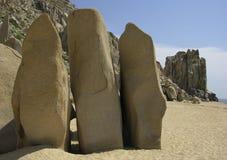 Os protetores de pedra Fotografia de Stock