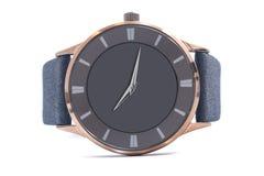 Os relógios de pulso dos homens Foto de Stock Royalty Free