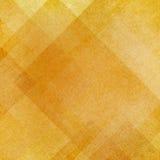Os retângulos e os triângulos abstratos dos quadrados do fundo do ouro no teste padrão geométrico projetam Imagem de Stock