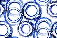 Os rolamentos diferenciais usaram o sumário das peças de automóvel Imagens de Stock