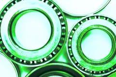 Os rolamentos diferenciais usaram o sumário das peças de automóvel Fotos de Stock Royalty Free