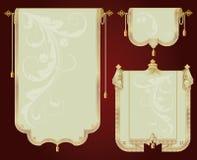 Os rolos antigos ilustração royalty free
