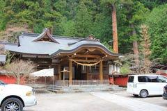 os santuários e os templos de Nikko fotos de stock royalty free
