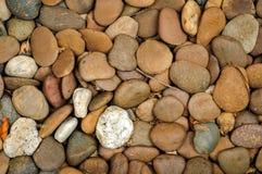 Os seixos cobrir no parque Fotografia de Stock Royalty Free