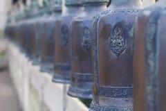 Os sinos no templo Fotografia de Stock Royalty Free