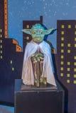 Os Star Wars team a figura de cera no museu da cera Fotos de Stock