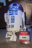 Os Star Wars team a figura de cera no museu da cera Imagens de Stock